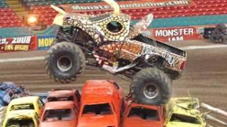 Monster Jam revs up for Millennium Stadium