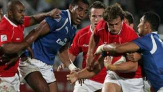Wales Sevens pipped by Samoa Sevens