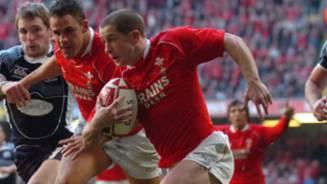 Alfie backs Shane to break Wales scoring record