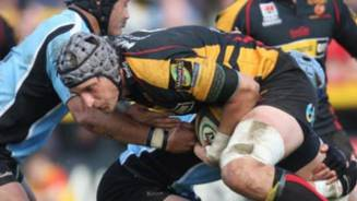 Warriors snatch win at Rodney Parade