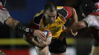 Newport Gwent Dragons 11 Gloucester Rugby 13