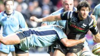 Ospreys 22 Cardiff Blues 3