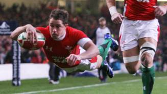Williams hands Wales boost