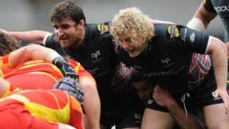 Jones back in Ospreys colours