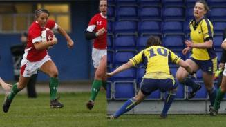 Swedes crushed by Welsh onslaught