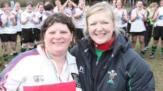 Inspirational Dee hangs up boots