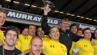 Wales snatch Bowl in Sevens finale