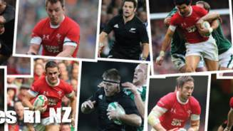 Wales in NZ: Wales to earn respect