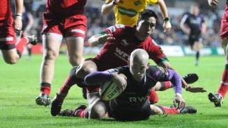 Fussell extends Ospreys contract