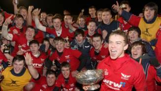 Scarlets U16s claim silverware