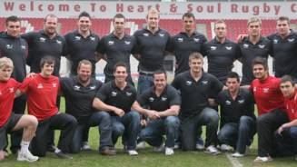 Scarlets secure a posse of rising talent