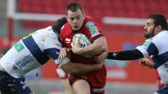 Scarlets face huge Ulster test
