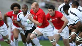 Wales to face full strength Fiji