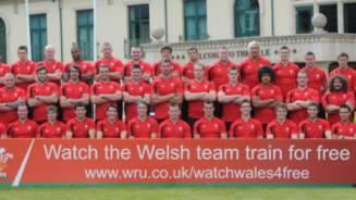 Galtand names preliminary RWC squad