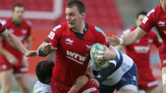 Rees leads Scarlets again