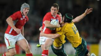 Wales team announcement