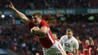 Wales climb world rankings