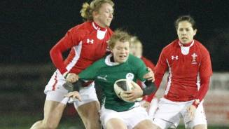 Ireland Women unchanged for Wales