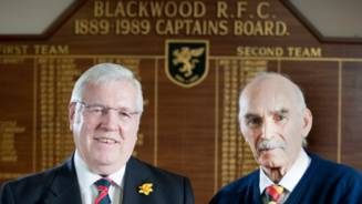 Stalwart honoured with British Empire Medal