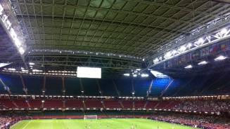 Olympic history for Millennium Stadium