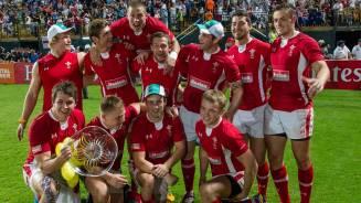 Wales setting sights high