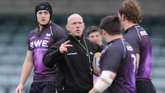 Tandy urges Ospreys to end Rodney Parade hoodoo