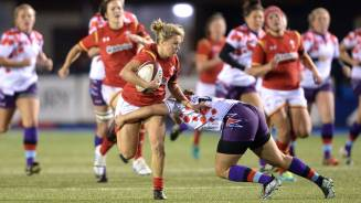 Bevan backing Wales Women to keep improving