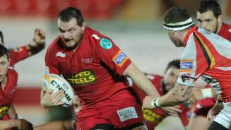 Owens wants solid start and more tries from Scarlets