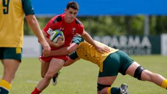 Wales U20 face daunting Aussie outfit