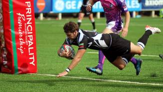 Bedwas open with big statement at Sardis Road