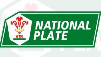 NATIONAL PLATE: Penallta head away for first time