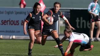 Wales Women on course in Dubai