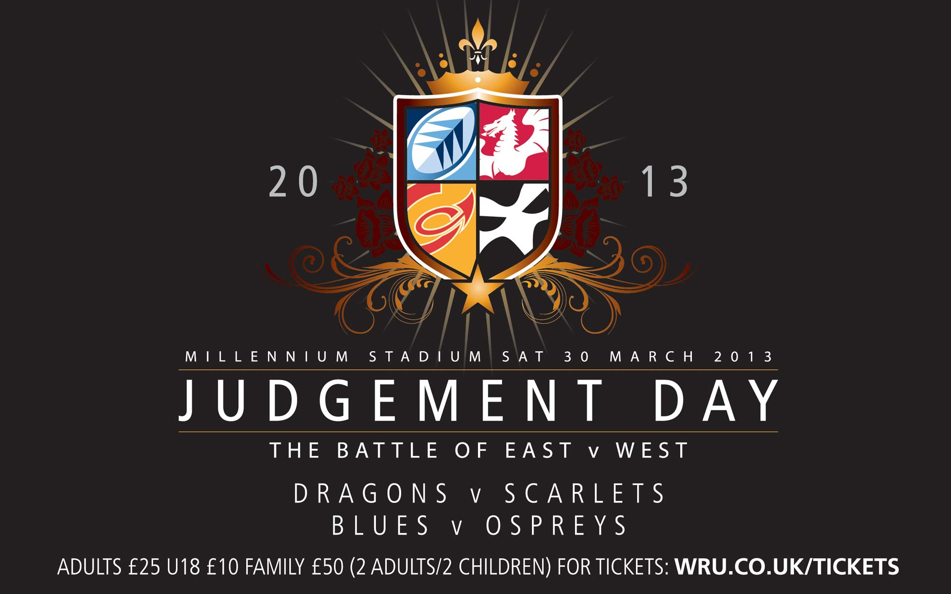 Judgement Day launches at Tesco stores