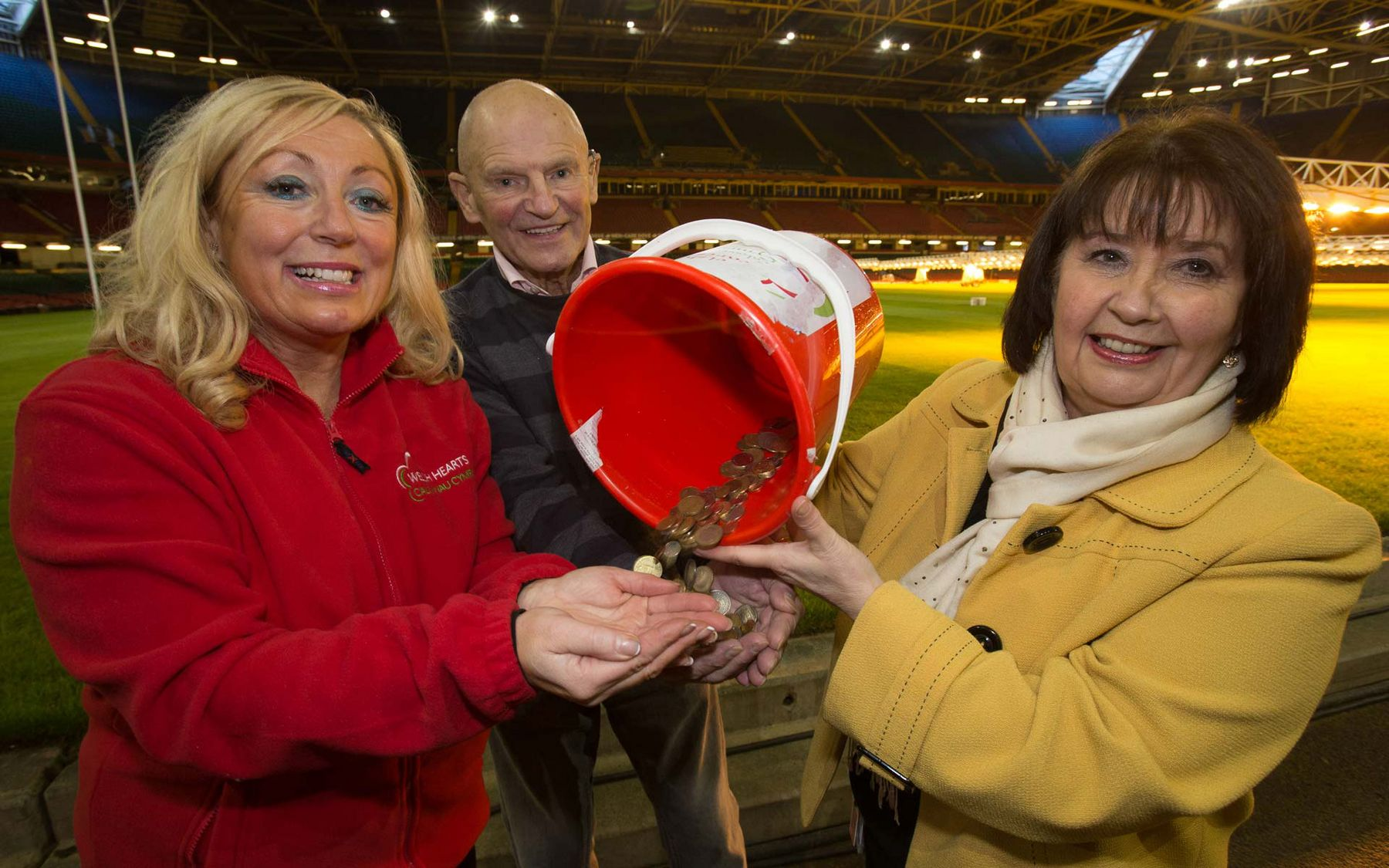 Charity begins at the home of Welsh rugby