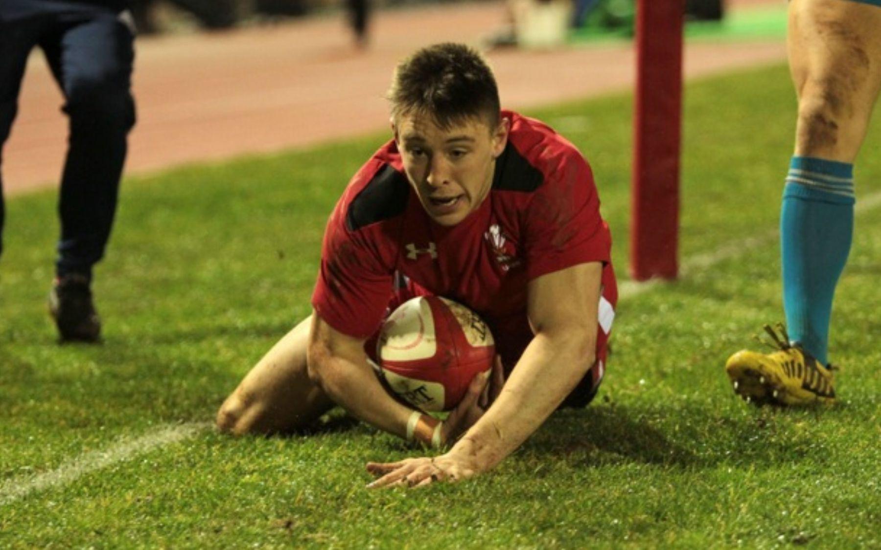 Hayward's delight at Italy victory