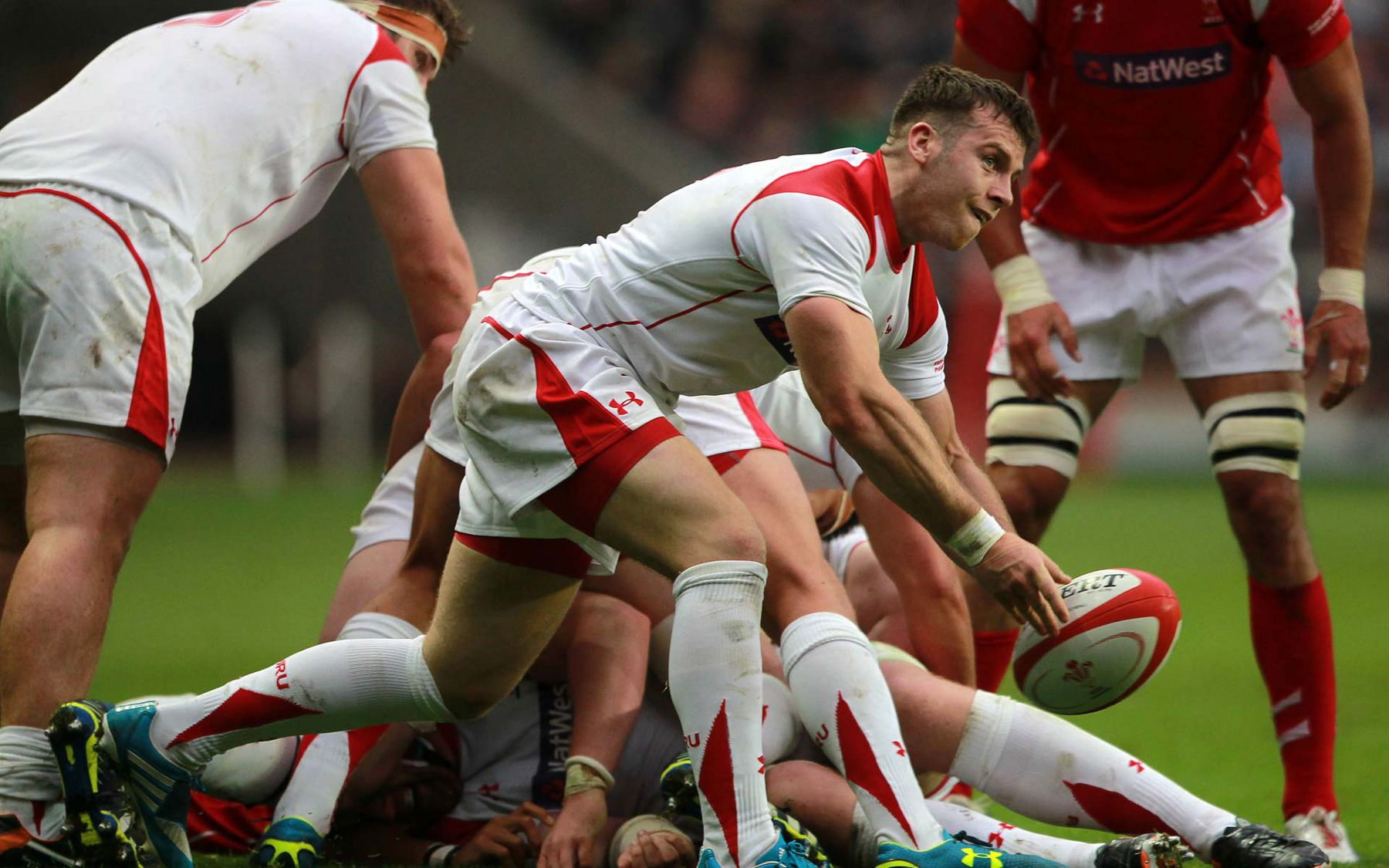 Gatland names 32-man squad for South Africa