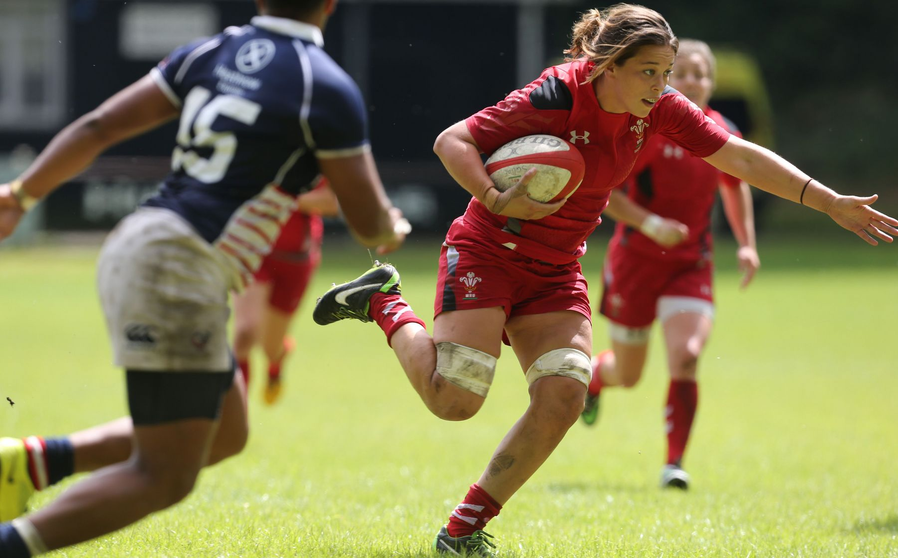 Rozier denies gritty Wales