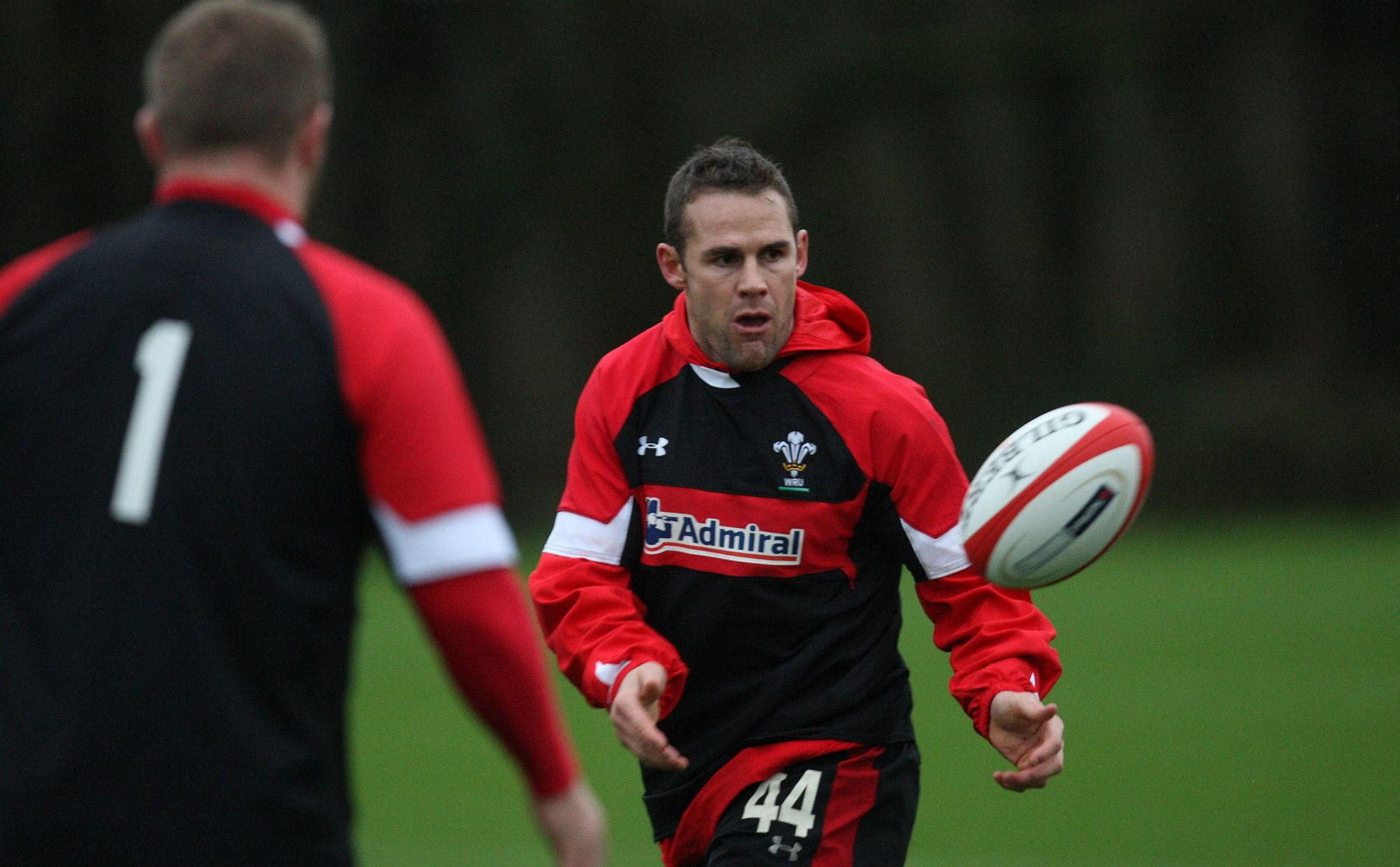 Byrne handed captain's arm-band