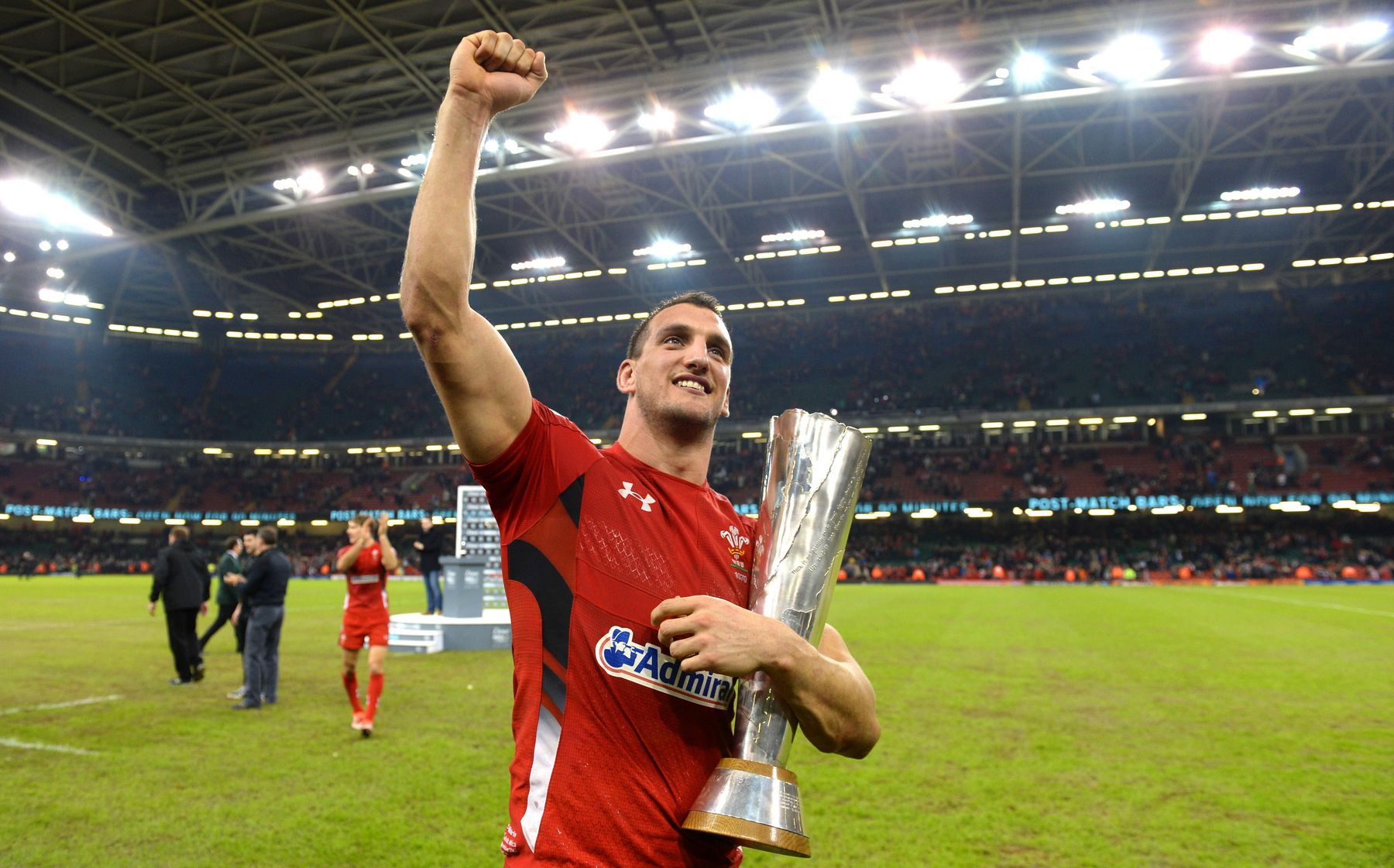Gatland's squad savour first win over South Africa