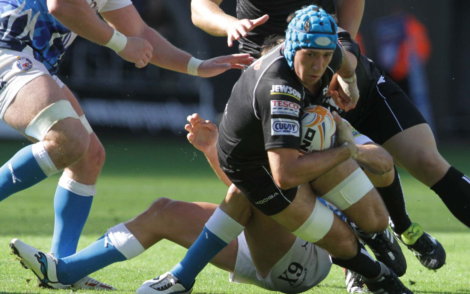 Tipuric eyes Ospreys improvement