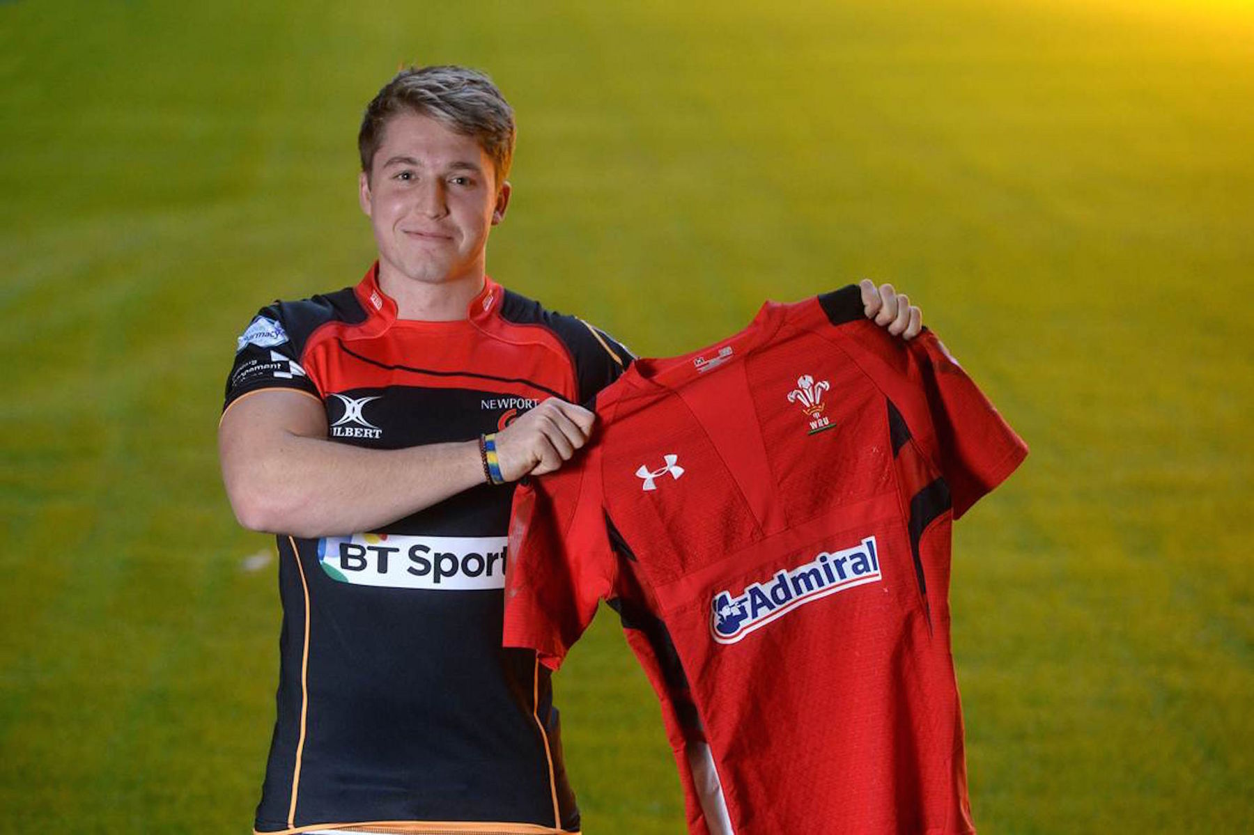 Morgan withdrawn from Wales Under 20 squad