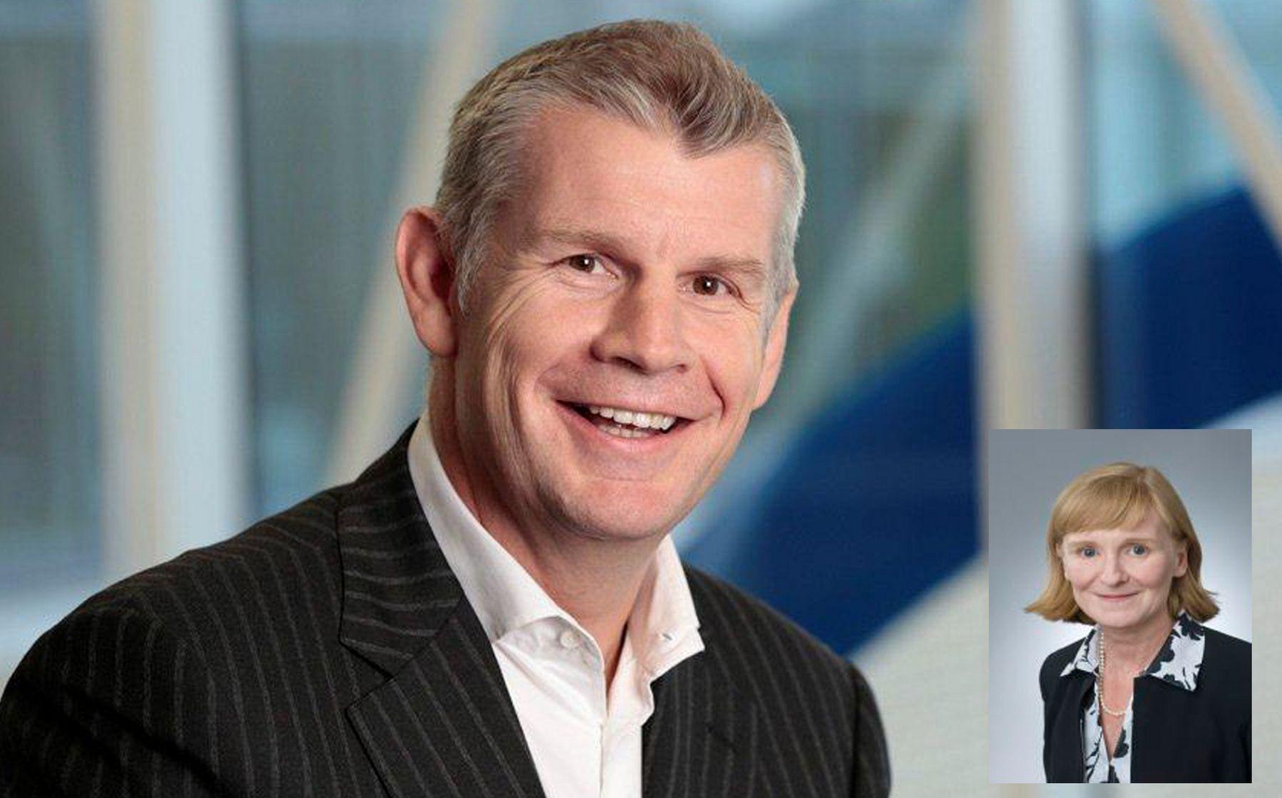 Two global executives join WRU Board