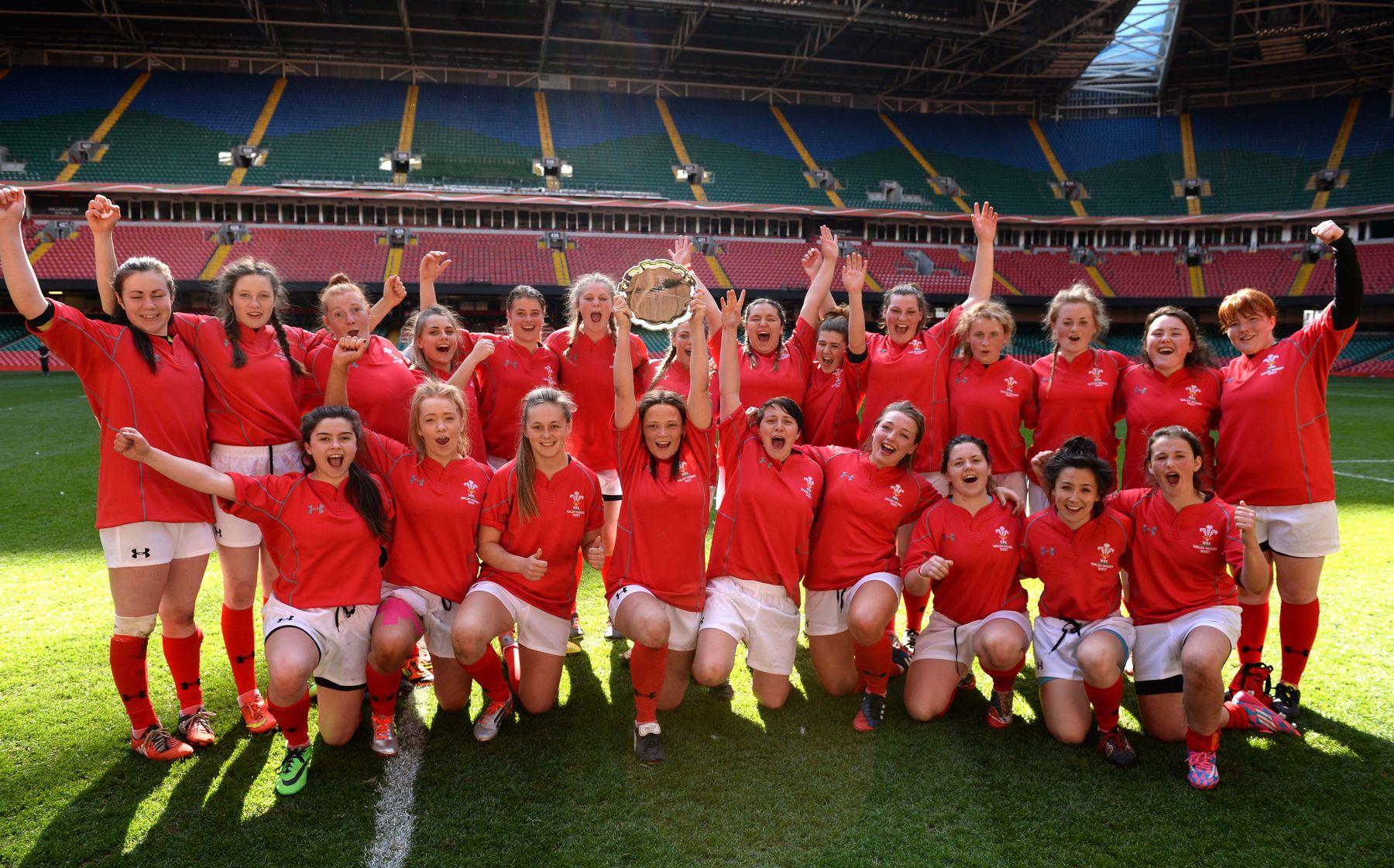 West Wales U18 surge to victory