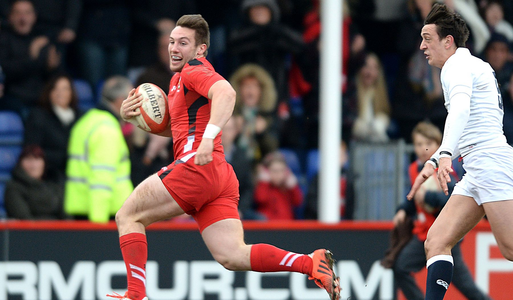 Wales Under 18 squad for South Africa tour