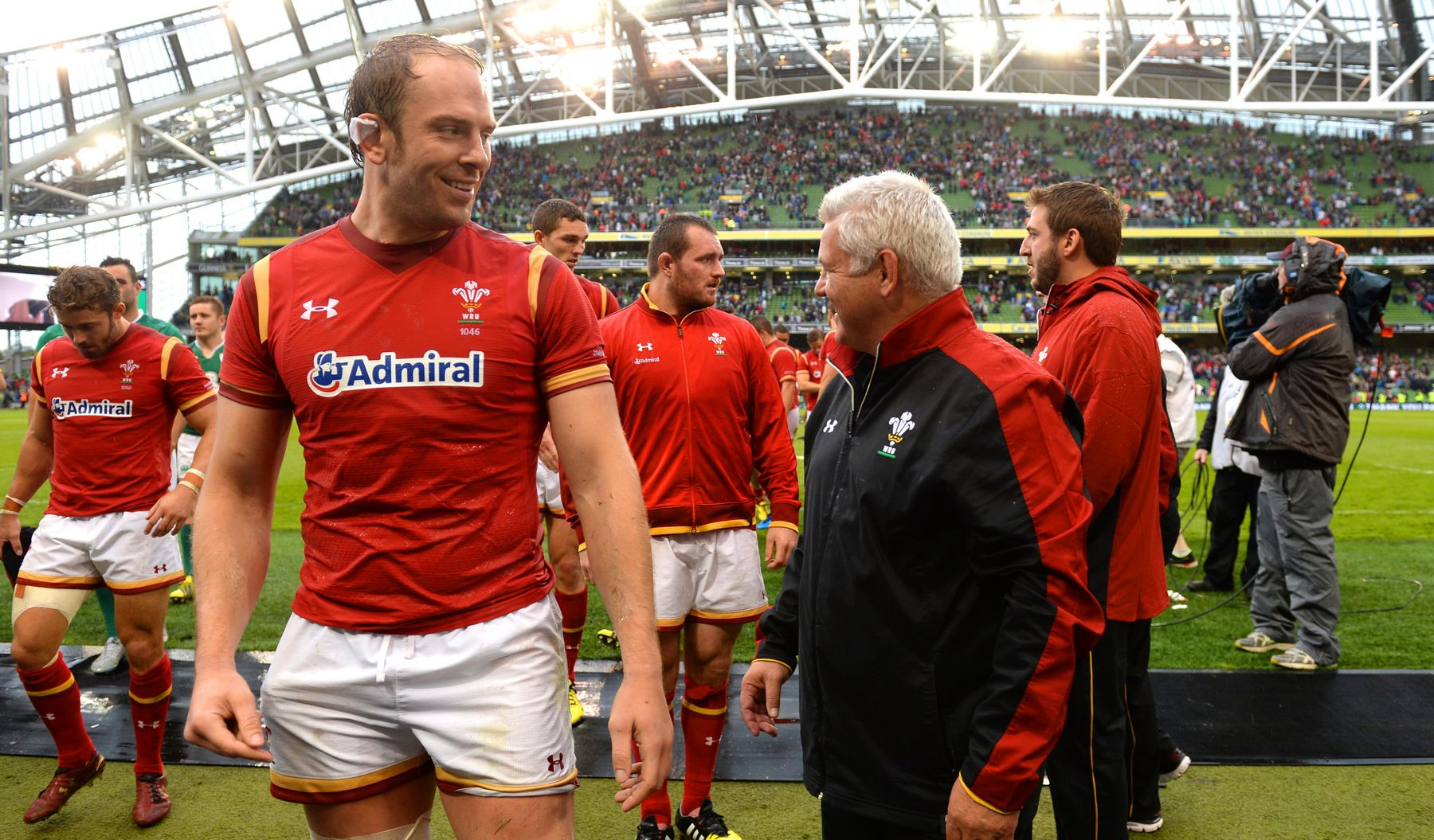 Big away win just the ticket for Gatland
