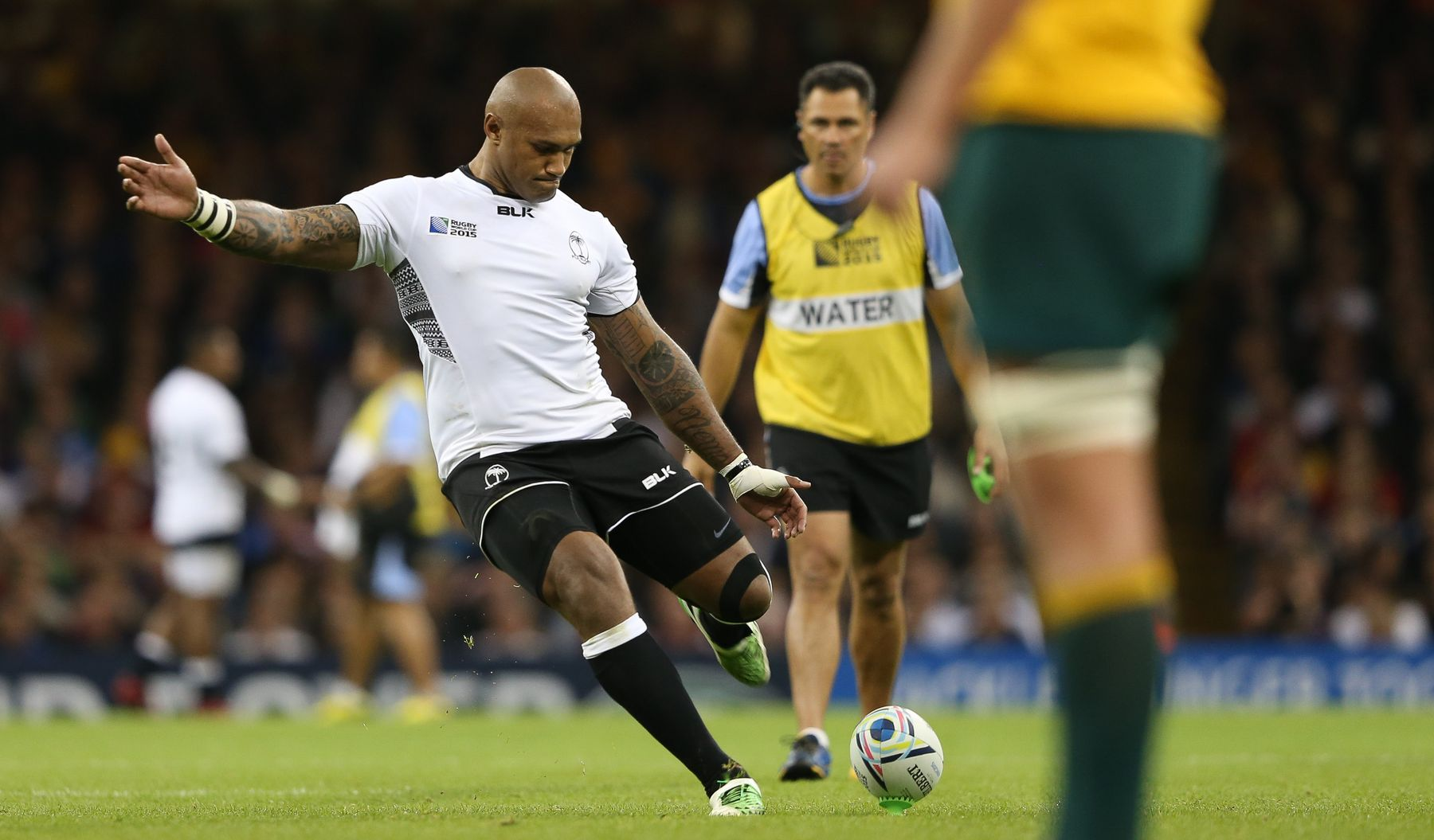 Nadolo blow for Fiji