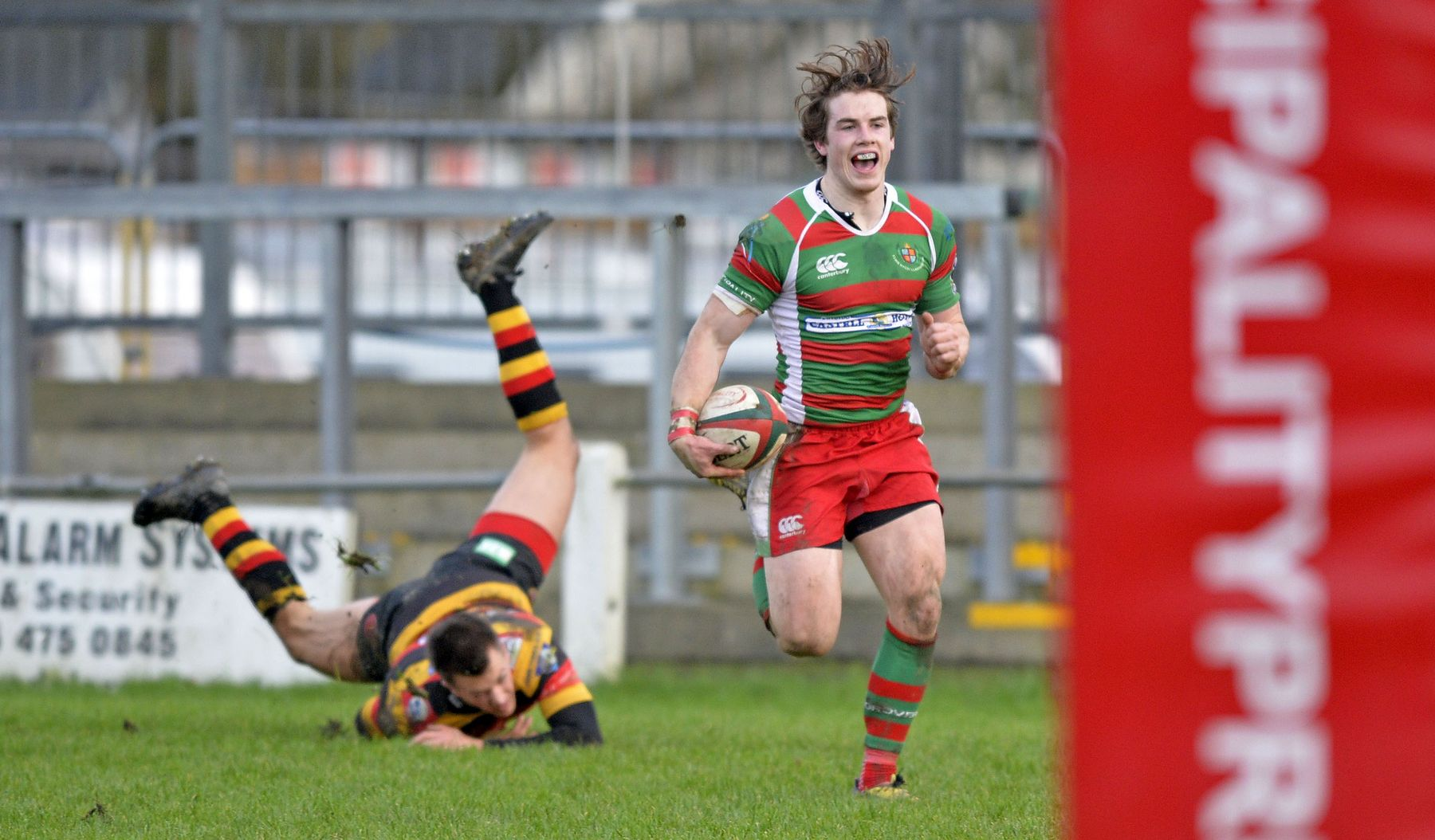Drovers in thick of battle for Premiership crown