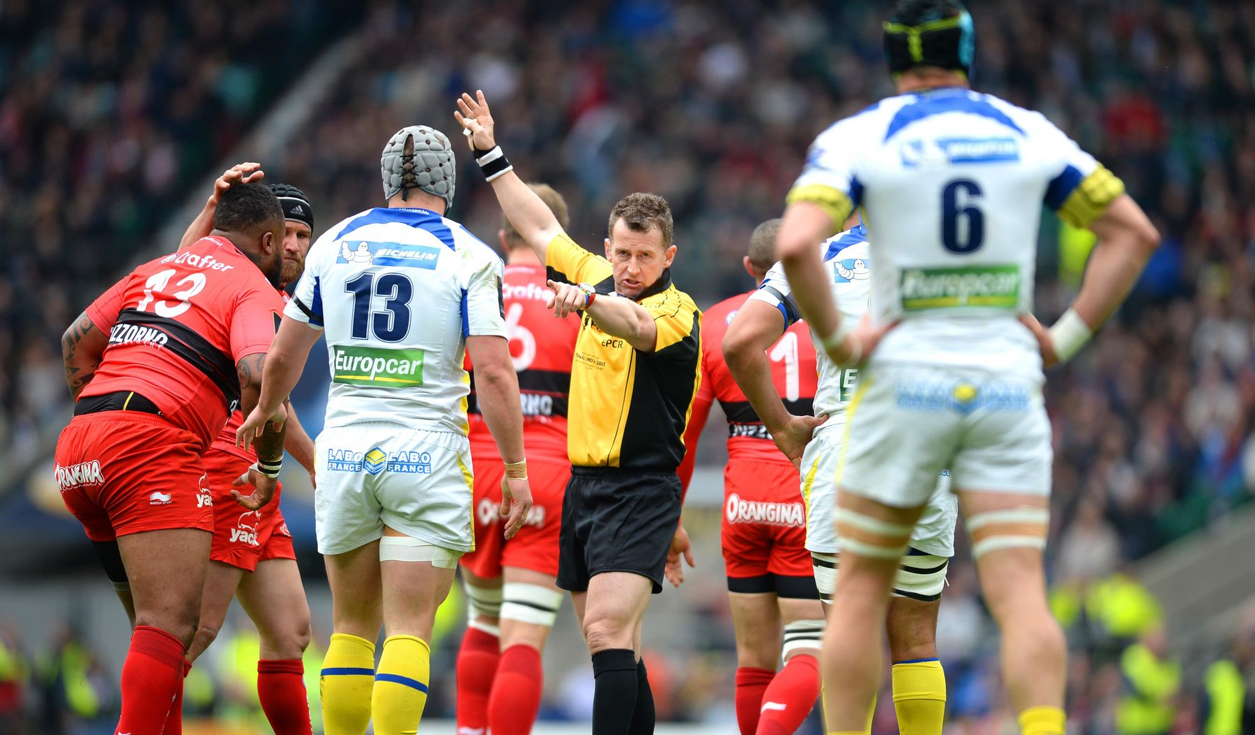 Big weekend ahead for Welsh referees