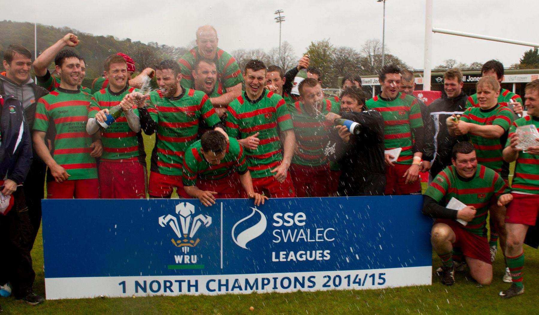 Pwllheli edge nearer to title, Skewen champions