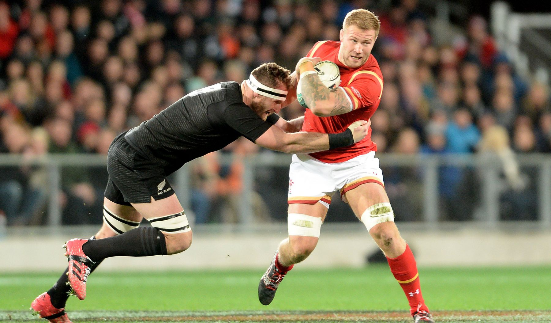 Moriarty looking to build on New Zealand experience
